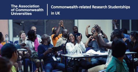 2019 Commonwealth-related Research Studentships in UK
