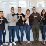 2019 Supply Chain Automation Internship in Tesla, California