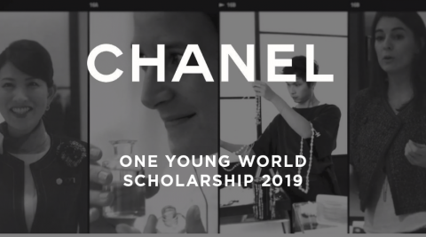 CHANEL Scholarships to Attend The One Young World 2019 in London