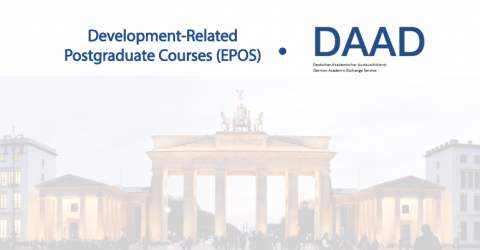 DAAD Scholarships: Development-Related Postgraduate Courses in Germany