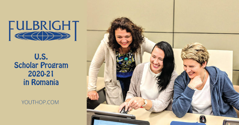 Fulbright-U.S.-Scholar-Program-2020-21-in-Romania
