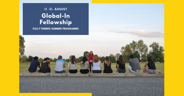 Global-In Fellowship 2019 in Germany (Fully Funded)