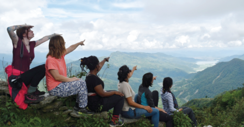 International Sustainability School 2019 in Nepal