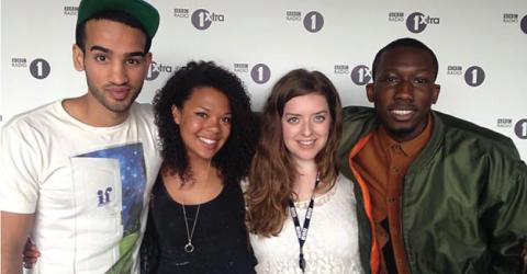 Internship at BBC Radio 1 Placement Scheme 2019 in UK