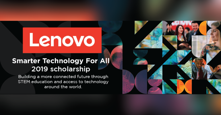 Lenovo Scholarships to Attend The One Young World 2019 in London