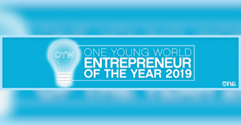 OYW Entrepreneur of the Year Award (Attend The One Young World 2019 in London)