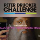 Peter Drucker Challenge Essay Competition 2019