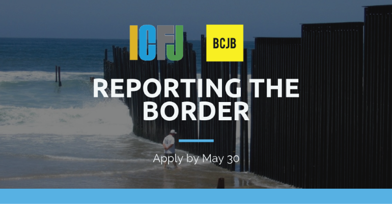 Reporting the Border