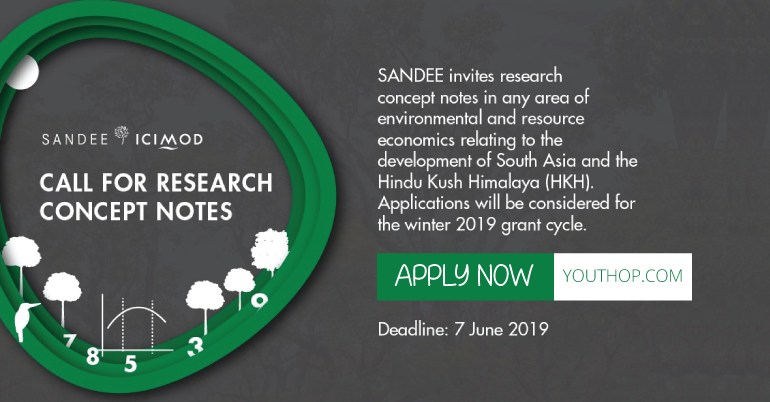 Research Grants on Economics of Natural Resource Use and Environmental Change