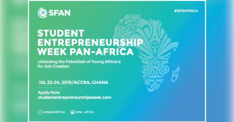 Student Entrepreneurship Week Pan-Africa 2019 in Ghana