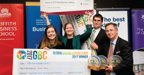The Global Business Challenge 2019 in Australia