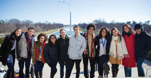 The Professional Fellows Program for Governance and Society, South and Central Asia, Fall 2019