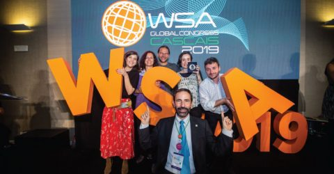 WSA Young Innovators Award 2019 in Switzerland