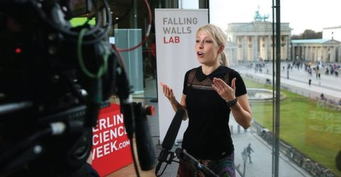 2019 Falling Walls Science Fellowship for Journalists in Germany