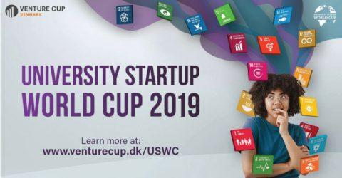 2019 University Startup World Cup in Copenhagen