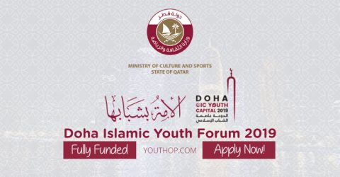 Doha Islamic Youth Forum 2019 in Qatar (Fully Funded)