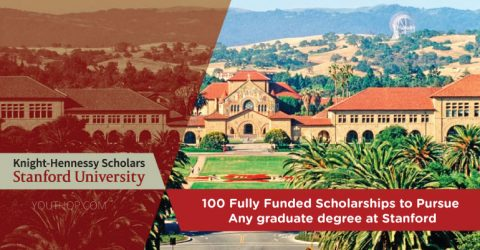 Knight-Hennessy Scholars Program 2020 at Stanford University (100 Fully Funded Scholarships)