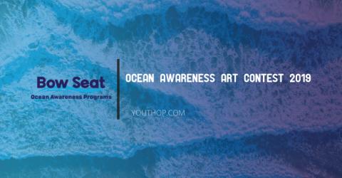 Ocean Awareness Art Contest 2019