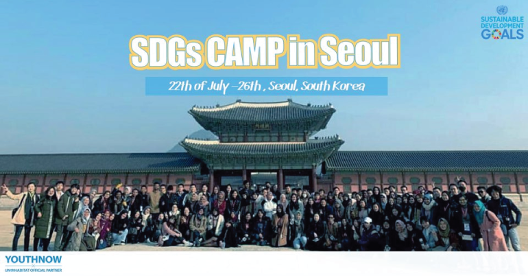 SDGs CAMP 2019 in Seoul & YeongWol, South korea