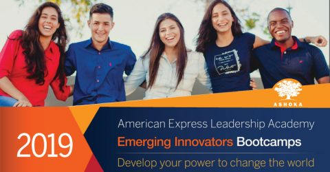 The American Express Leadership Academy Emerging Innovators Bootcamps 2019