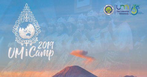 UM iCamp 2019 in Indonesia