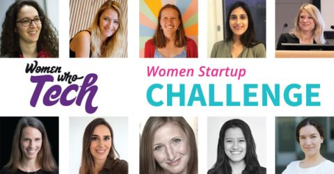 Women HealthTech Startup Challenge Europe 2019 in Paris