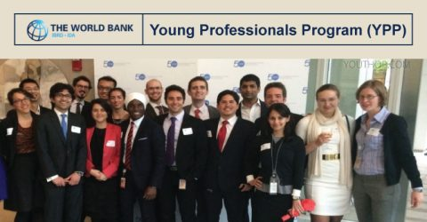 World Bank Young Professionals Program 2020