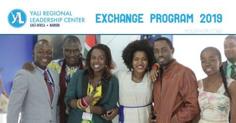 YALI East Africa Regional Leadership Center Exchange Program 2019