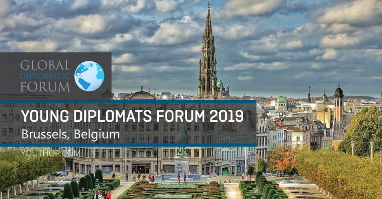 Young Diplomats Forum 2019 in Brussels