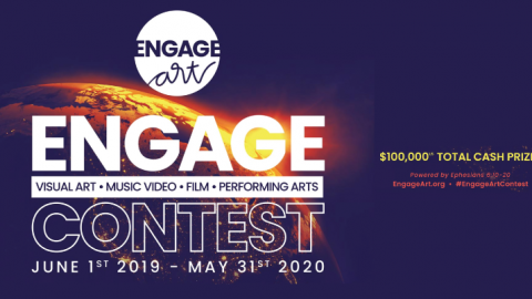 2019-2020 Engage Art Contest ($100,000 Total Cash Prize)