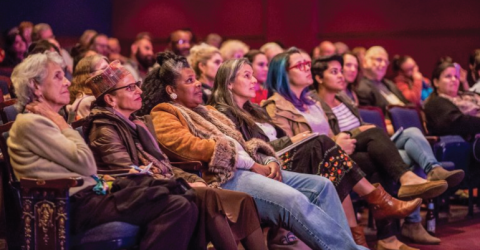 2020 Palm Beach Poetry Festival Kundiman Fellowship