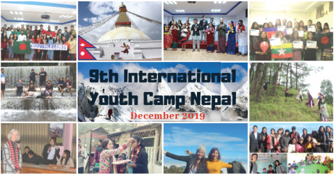 9th International Youth Camp Nepal (IYCN)- Apply Now