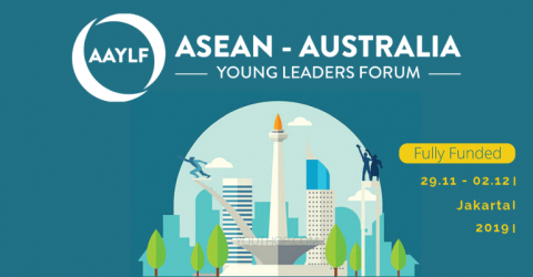 ASEAN-Australia Young Leaders Forum 2019 in Indonesia