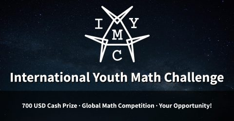 International Youth Math Challenge 2019 (Win cash prizes and certificates)