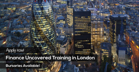 Finance Uncovered Training Course 2019 in the UK (Bursaries Available)