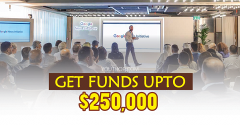 Google News Initiative (GNI) Innovation Challenge 2019 (Funds up to $250k)