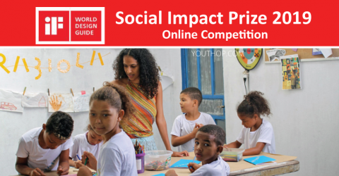 iF Social Impact Prize 2019 – Online Competition