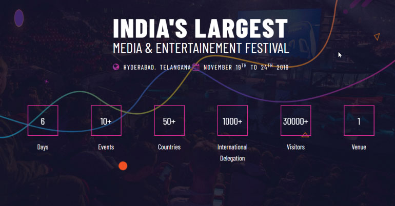 IndiaJoy Global Youth Festival 2019 in Hyderabad