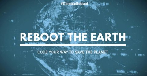 Reboot the Earth Tech Challenge 2019 in USA