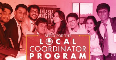 SFL Local Coordinator Program 2019
