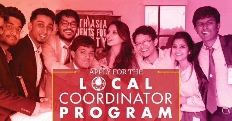 SFL-Local-Coordinator-Program-2019