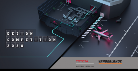 Toyota Logistic Design Competition 2020 (Win Prizes from €10,000 Pool)