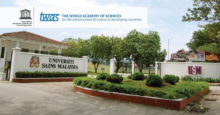 TWAS-USM Postdoctoral Fellowship Programme 2019 in Malaysia