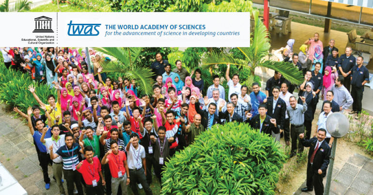 TWAS-USM Postgraduate Fellowship Programme in Malaysia
