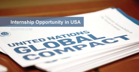 UN Global Compact Internship Opportunity 2019 in USA