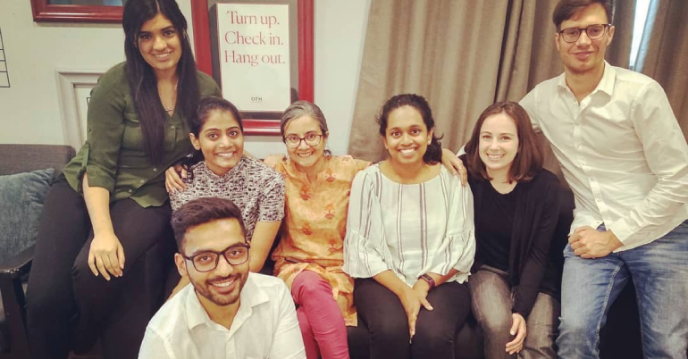 2020 Nonprofit/Social Enterprise Placement in Bangalore, India