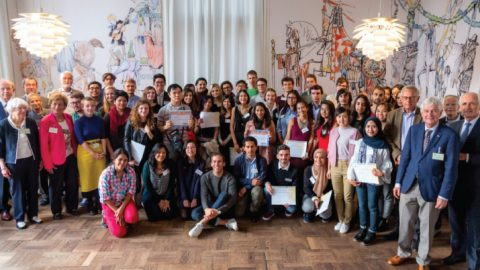 Holland Government Scholarship 2020/21 for International Students