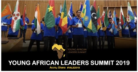 Young African Leaders Summit 2019 in Ghana