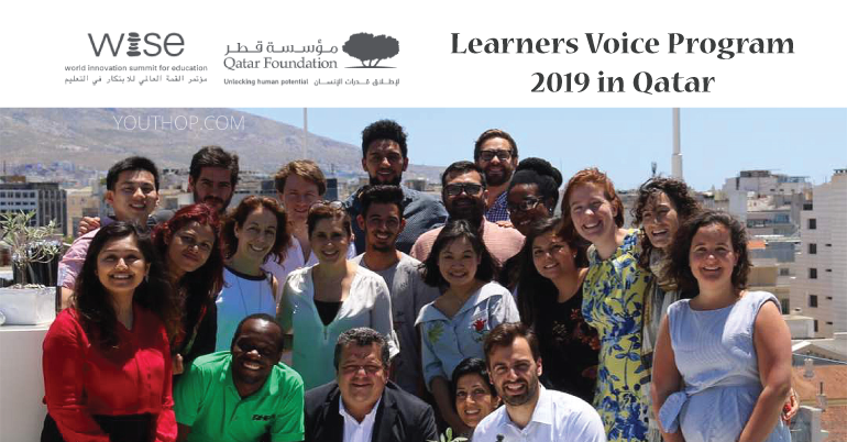 WISE Learners Voice Program 2019 in Qatar