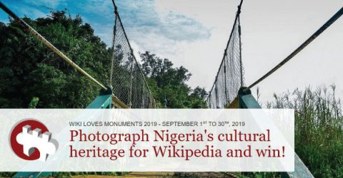 2019 Wiki Loves Monuments in Nigeria Photography Contest